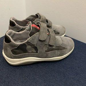 Prada boy's sneakers Sz.28 EU in good condition